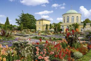 Blumen Herrenhäuser Gärten
