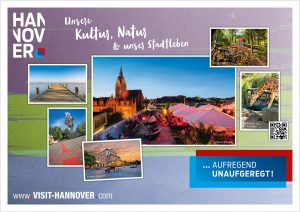 Hannover auregend unaufgeregt